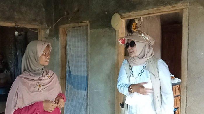 Setengah Rumah di Desa Pinara Hilang Akibat Longsor 2017, Sampai Kini Warga Masih Benahi Fasos
