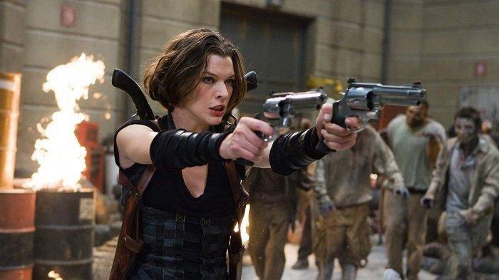 Jadwal Acara TV Minggu 25 Oktober 2020: Ada Film-film Seru, Anaconda, Jurassic Park, & Resident Evil