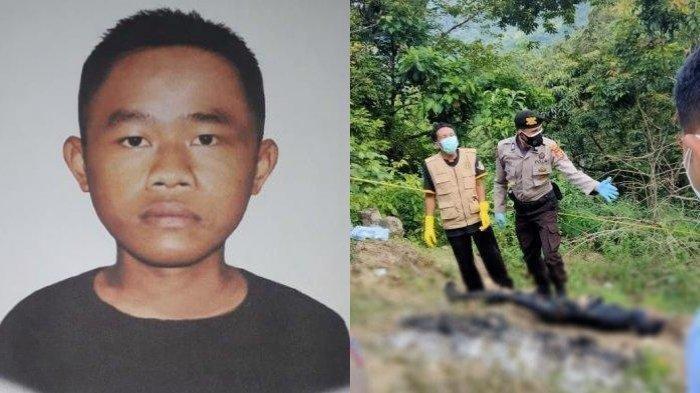 Rian Dibunuh Lalu Dibakar, Diduga Masalah Cinta Sesama Jenis, Polisi Temukan Ini di Tubuh Korban
