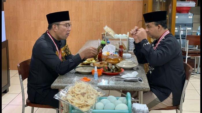 Bertemu di Sumedang, Anies Baswedan dan Ridwan Kamil Sepakat Saling Kerja Sama untuk Masa Depan