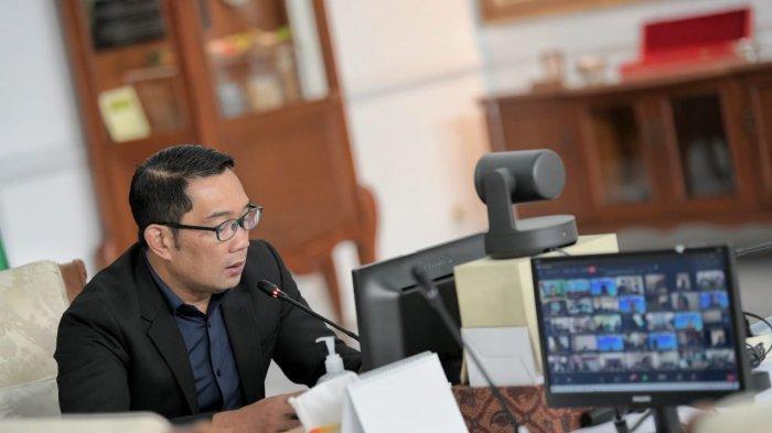 Level PPKM Turun, Gubernur Jabar Ridwan Kamil Imbau Masyarakat Tetap Disiplin Protokol Kesehatan 5M