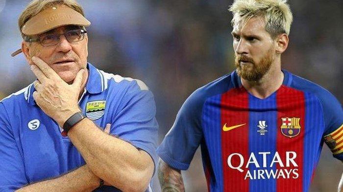 Robert Rene Alberts Muda Wajahnya Mirip Lionel Messi, tapi Banyak yang Bilang Juga Mirip Kurt Cobain
