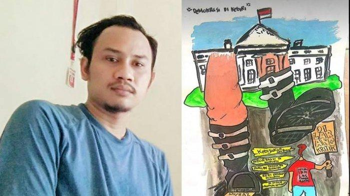 Mural Sedang Ramai Diperbincangkan, Seniman Lokal Kuningan Ini Singgung Soal Media Penyampaian Pesan