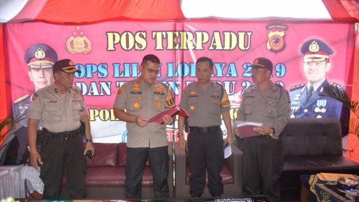 Kapolres Cirebon Kota Pastikan Jajarannya Siap Amankan Natal dan Tahun Baru 2020