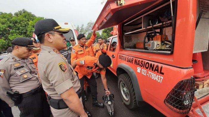 Kapolres Sebut Semua Wilayah Kota Cirebon Rawan Banjir Saat Musim Hujan