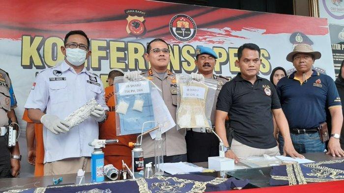 BREAKING NEWS: Polres Cirebon Kota Tangkap Enam Pengedar Sabu-sabu