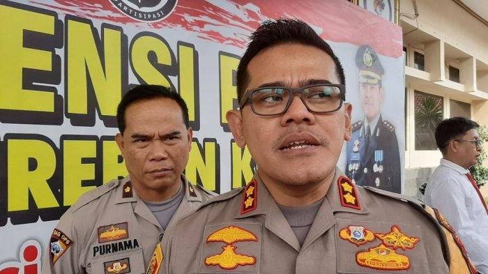 Kapolres Cirebon Kota Minta Pengurus Gereja Tingkatkan Kewaspadaan Saat Natal
