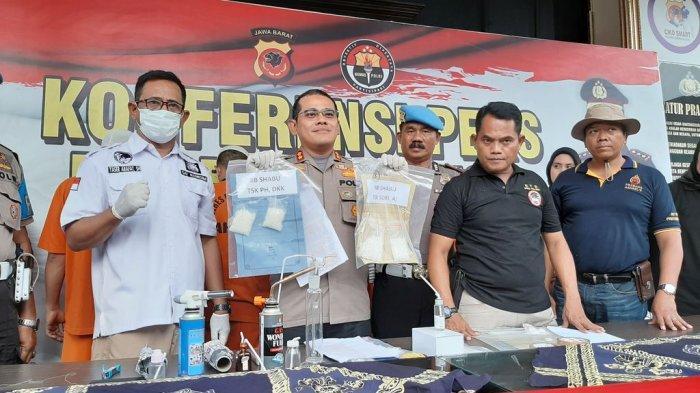 Polres Cirebon Kota Bongkar Sindikat Peredaran Narkoba, Amankan 251,52 Gram Sabu-Sabu