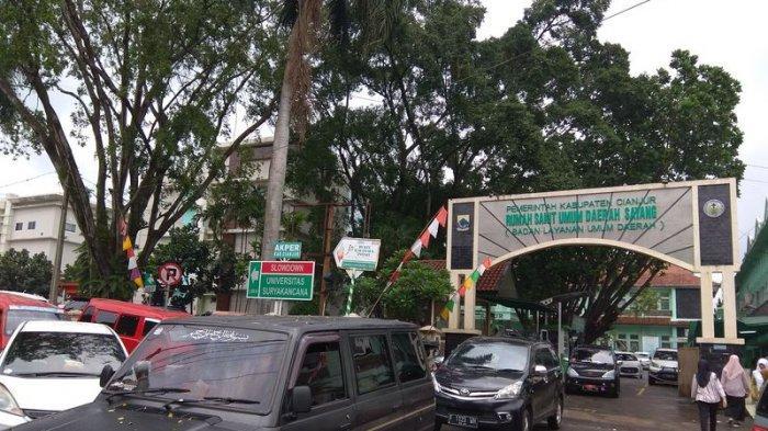 Seorang Anggota DPRD Cianjur Masuk Ruang Isolasi RSUD Sayang, Kondisi Terakhir Sangat Buruk