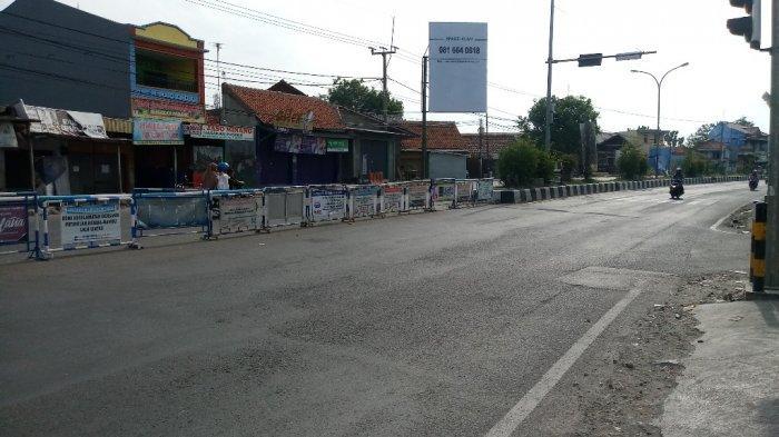 Lebaran, Jalur Pantura dan Sejumlah Ruas Jalan Protokol Cirebon Lengang