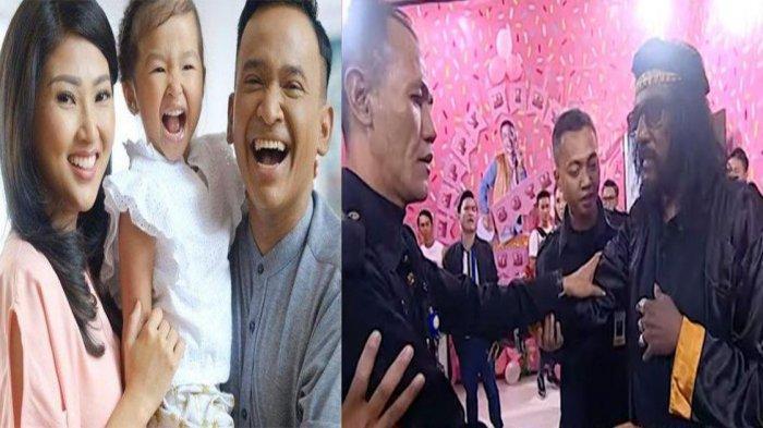 Ruben Onsu Kaget Didatangi Pria Gondrong Saat Live TV : Ruben Dalam Bahaya, Dia Akan Disantet !
