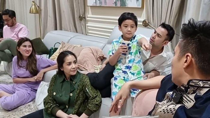 Rumah Baru Raffi Ahmad Ditawar Baim Wong, Reaksi Rafathar Bikin Nagita Slavina Ucap Istigfar