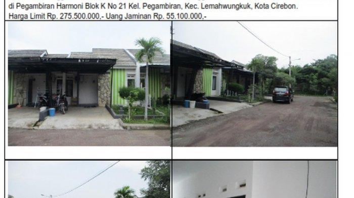 Lelang Rumah di Kota Cirebon dan Bandung, Harga Mulai Rp 200 Jutaan, Begini Cara untuk Ikut Lelang