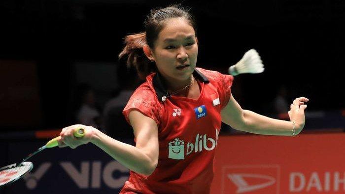 4 Wakil Indonesia Tembus Ke Babak Perempat Final Bulu Tangkis Kategori Perorangan di SEA Games 2019