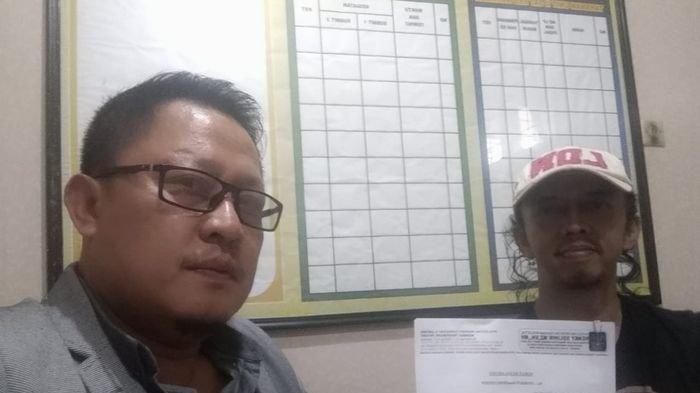 Jamal Artis Peran di 'Preman Pensiun' Ditangkap Satnarkoba Polrestabes Bandung Atas Kepemilikan Sabu