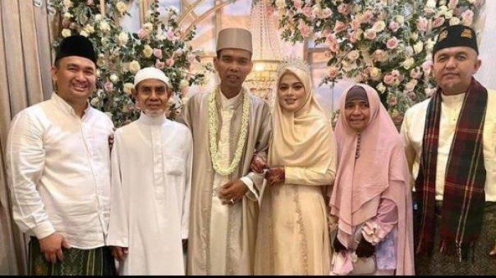 Ustaz Abdul Somad Ternyata Sudah Nikah 3 Kali, Istri Barunya Gadis 19 Tahun, Siapa Istri Ke-2 UAS?