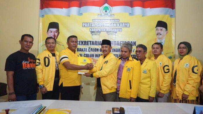 Nama Putra Yance Muncul dalam Pilkada Indramayu 2020, Daniel Didaftarkan Relawan Lewat Partai Golkar