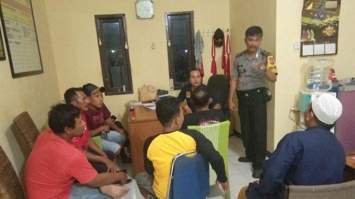 Polsek Gunungjati Cirebon Tangkap Maling Kotak Amal Masjid Desa Kalisapu