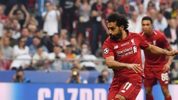 Hasil Liga Inggris, Liverpool Menang atas Brighton, Mo Salah Bikin Brace