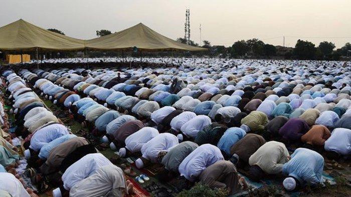 CONTOH Materi Khutbah Sholat Idul Fitri Berjamaah Keluarga di Rumah, Ikuti Caranya ya!