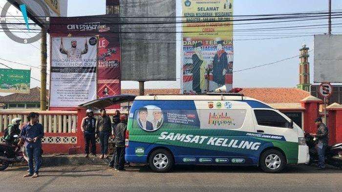 Lokasi Layanan Samsat Keliling Kabupaten Majalengka Jumat 31 Januari 2020