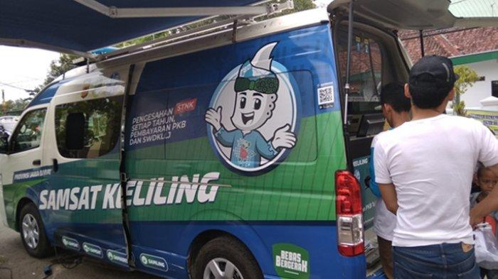 Samsat Keliling dan Samsat Gendong Kabupaten Indramayu Minggu 29 September 2019 Ada di Lokasi Ini