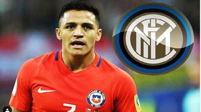 Alexis Sanchez Diprediksi Sembuh Lebih Cepat & Bisa Kembali Bersama Rekannya di Inter Milan Januari