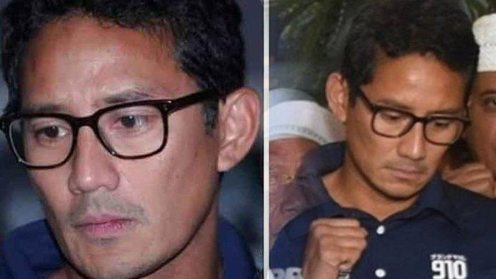Sandiaga Uno Si 'Papah Online' Ditunjuk Jokowi Jadi Menpar, Wishnutama Out, Tak Sabar Mau Bekerja
