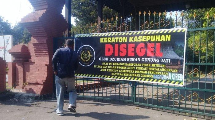 Santana Kasultanan Cirebon Sebut Tindakan Raharjo Djali Pemicu Kericuhan di Keraton Kasepuhan