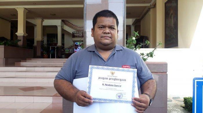 Peroleh Santunan dari Pemkab Cirebon, Keluarga Petugas yang Gugur Minta Pemilu Serentak Dievaluasi