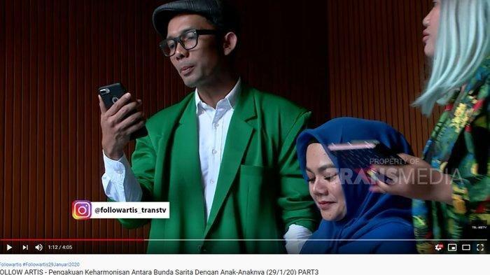 Sarita Abdul Mukti Blak-Blakan Ungkap Jumlah Saldo ATMnya, Berapa Kira-kira Jumlah Saldonya?