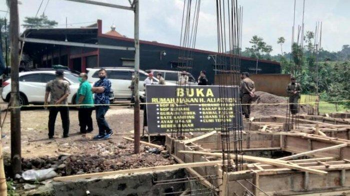 Soal Penyegelan Bangunan Coffee Shop, Ketua Gerindra: Seharusnya Bukan Disegel, tapi Dibongkar
