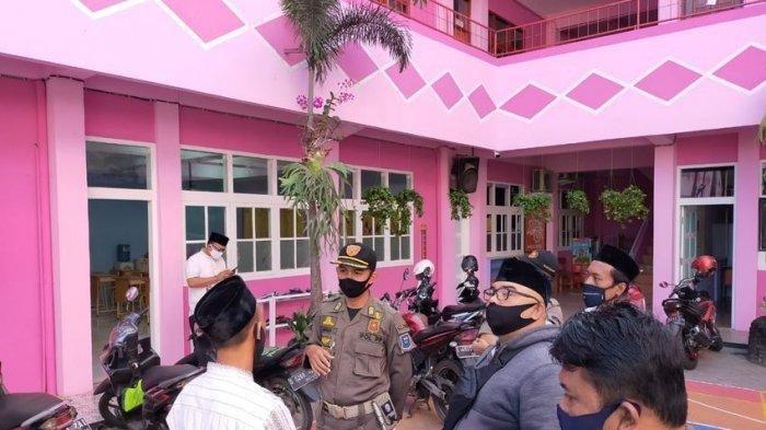 SD di Rancasari Kota Bandung Berani Gelar Belajar Secara Tatap Muka, Auto Dibubarkan Satpol PP