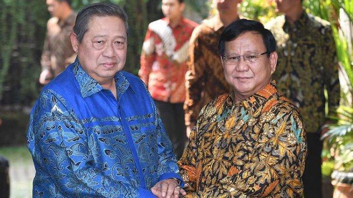 Kemarin Bela Prabowo Habis-habisan, Loyalis SBY Kini Ngotot Ingin Demokrat Gabung Koalisi Jokowi