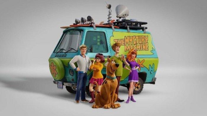 Pencinta Film Scooby Doo, Kabar Gembira Tayang Film Scoob, Ceritakan Awal Persahabatan Shaggy-Scooby