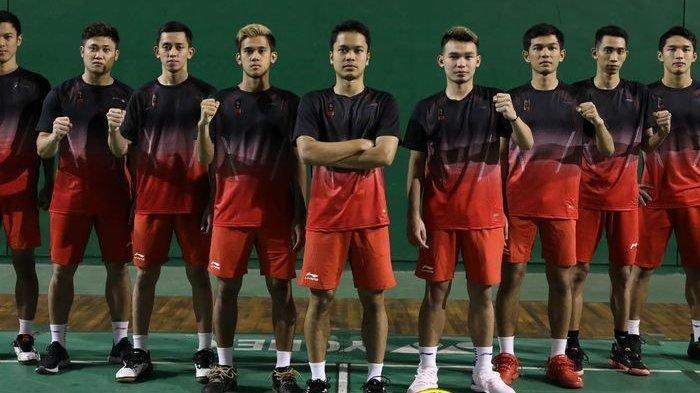 RESMI, Ini Para Pemain Bulu Tangkis Indonesia yang Siap Tanding di SEA Games 2019, Miliki 2 Kostum