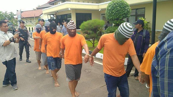 Polisi Masih Mengejar 2 Tersangka Curanmor di Indramayu dan 15 Motor yang Masih Hilang