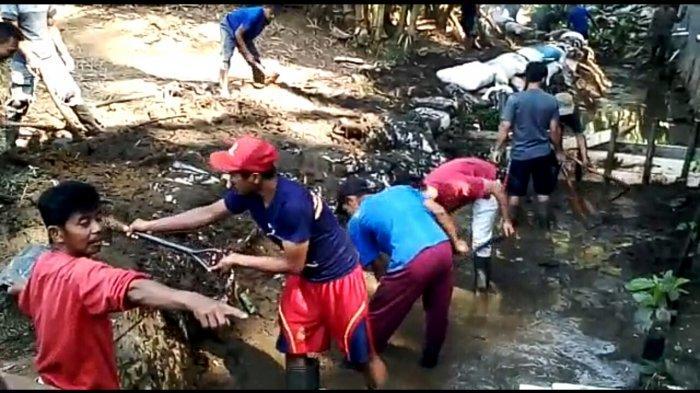 Peristiwa Banjir Kotoran Sapi di Lembang Disoroti  FPLH Jabar, Harus Diusut Tuntas