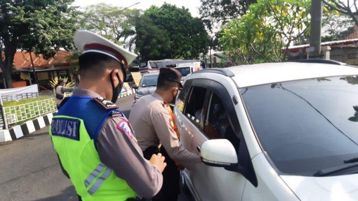 Pemerintah Akhirnya Larang Mudik di Wilayah Aglomerasi Termasuk Bandung Raya,Siap-siap Diputarbalik