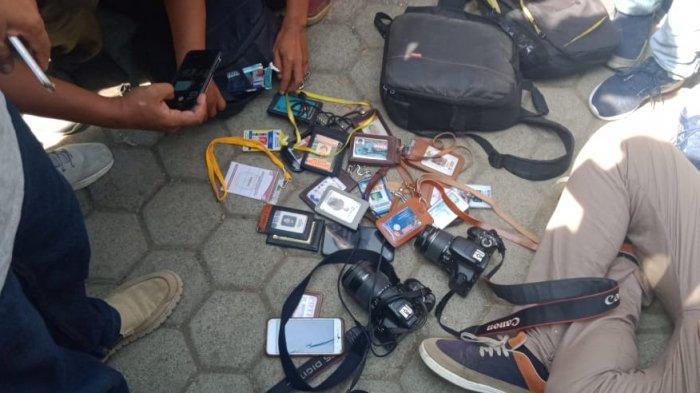 Wartawan di Indramayu Protes, Gara-gara Dilarang KPU Meliput Pendaftaran Calon Jalur Perseorangan