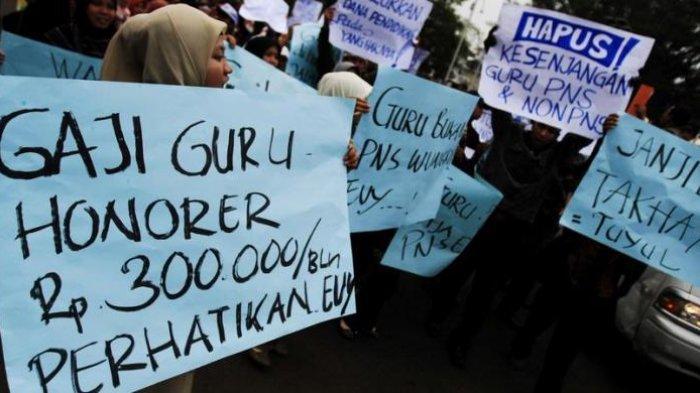 Kabar Gembira, Tunjangan Guru Honorer di Pangandaran Naik dari Rp 300.000 Jadi Rp 1 Juta Per Bulan