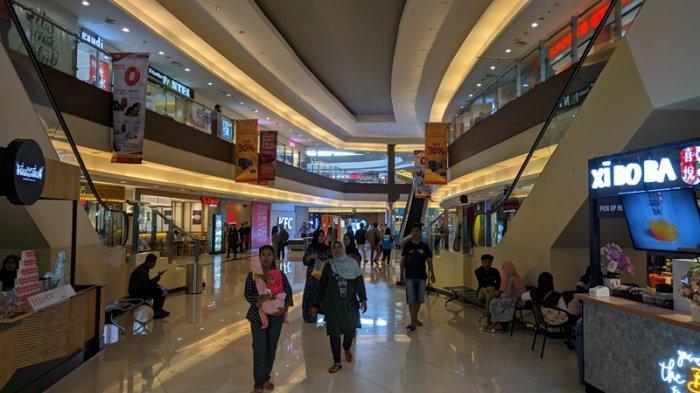 PPKM Darurat Diberlakukan 3 Sampai 20 Juli, Mall Harus Tutup, Pengelola Tunggu Perwal dari Pemkot