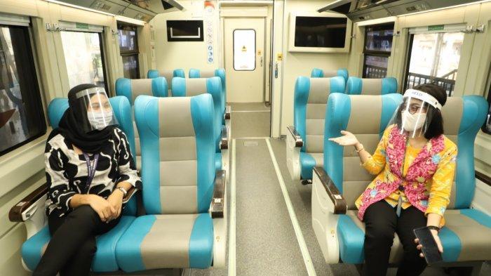 Ini Persyaratan Bagi Penumpang yang Akan Naik Tiga Kereta Api Tujuan DKI Jakarta