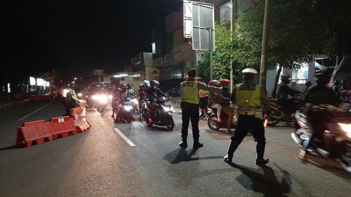 Terjaring Razia di Cirebon, S Asal Jakarta Mau Mudik ke Semarang, Rapid Test Antigen Dulu, Positif