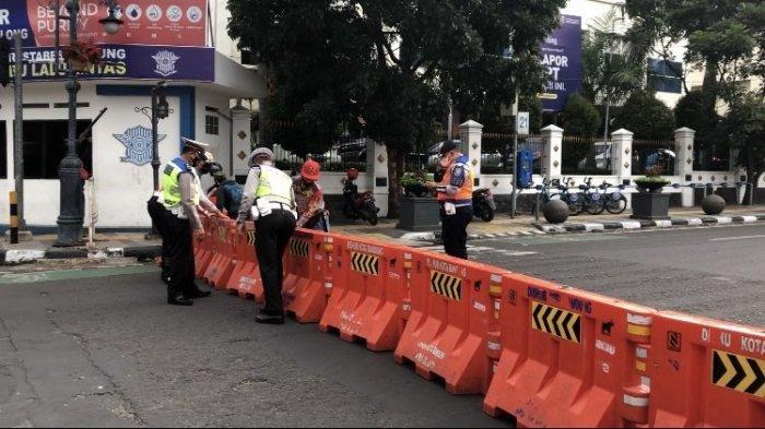 Jadwal Penutupan Jalan di Kota Bandung untuk 14 Hari Kedepan, Catat Ada Ring 1, 2 dan 3