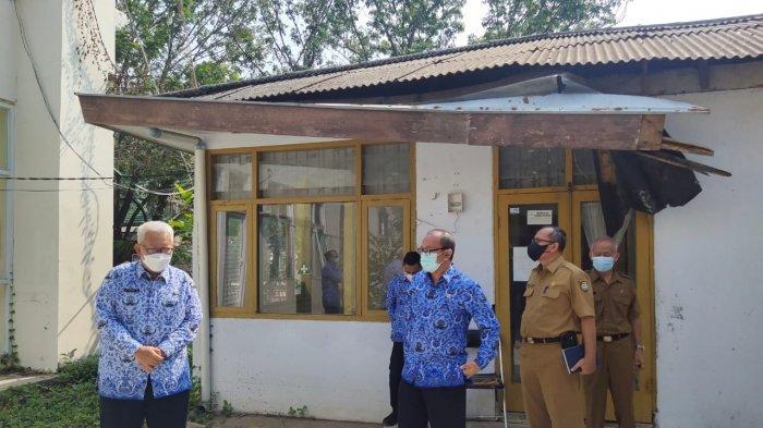 Sidak ke Kecamatan Sindang, Sekda Indramayu Malah Dicurhati Pegawai Karena Hal Ini