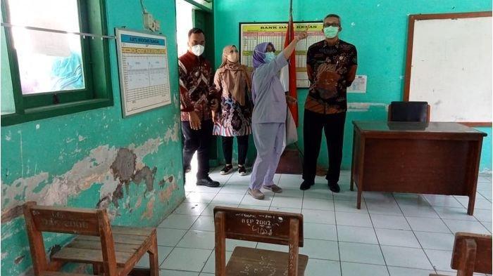 Ini Alasan Dua Sekolah Dasar di Harjamukti Kota Cirebon Jadi Tempat Isolasi Terpusat Pasien Covid-19
