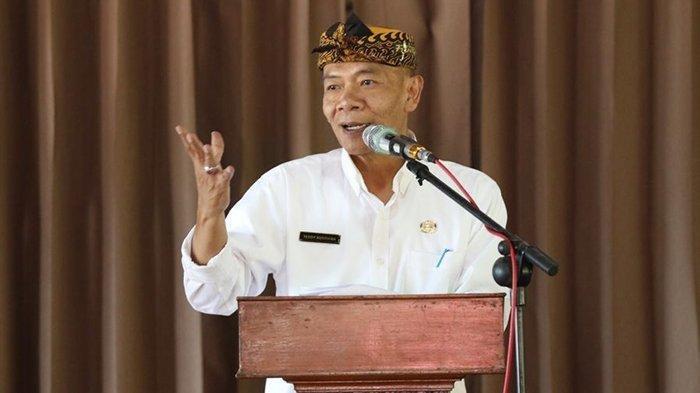 Kabar Duka, Sekda Kabupaten Bandung Teddy Kusdiana Meninggal Dunia, Kena Serangan Jantung