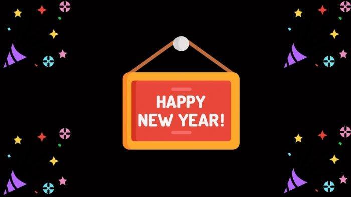 35 Ucapan Selamat Tahun Baru 2021, Yuk Bagikan di Medsos, WhatsApp, Instagram, Facebook dan Twitter