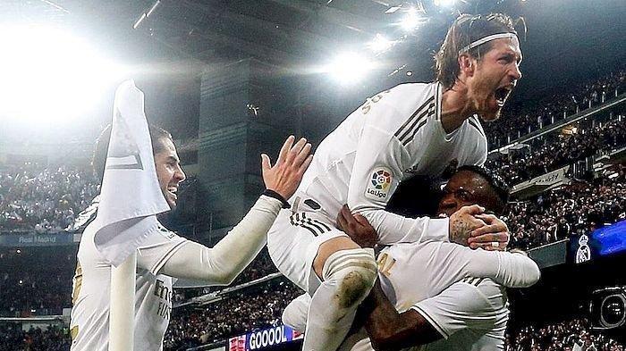 Liverpool Vs Real Madrid, di Leg Pertama The Reds Keok 3-1, Kini Los Blancos Krisis Bek